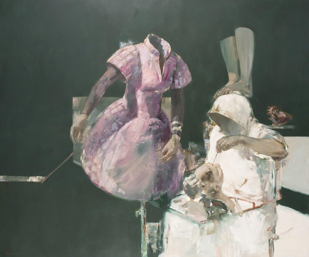 Mozes Incze, 'Pygmalion', 2017, Léna & Roselli Gallery