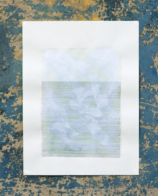 , 'Island 12,' 2016, Bubenberg