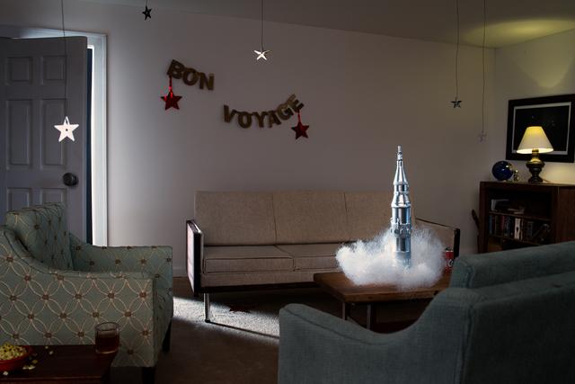 Bill Finger, 'Bon Voyage', 2014, Circuit Gallery