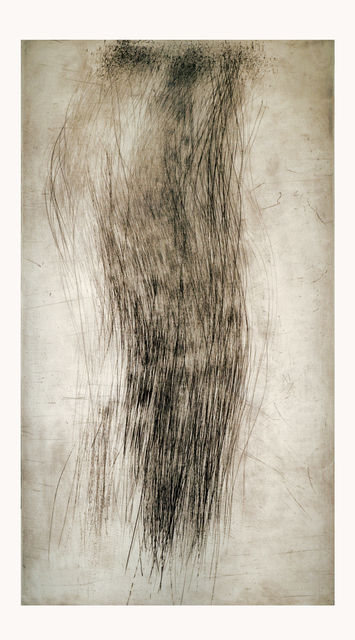 Valentin Capony, 'To Rake', 2019, Drawing, Collage or other Work on Paper, Dry point on zing, Galerie 22