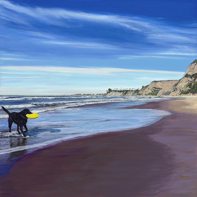 , 'More Mesa Beach,' 2017, Sue Greenwood Fine Art