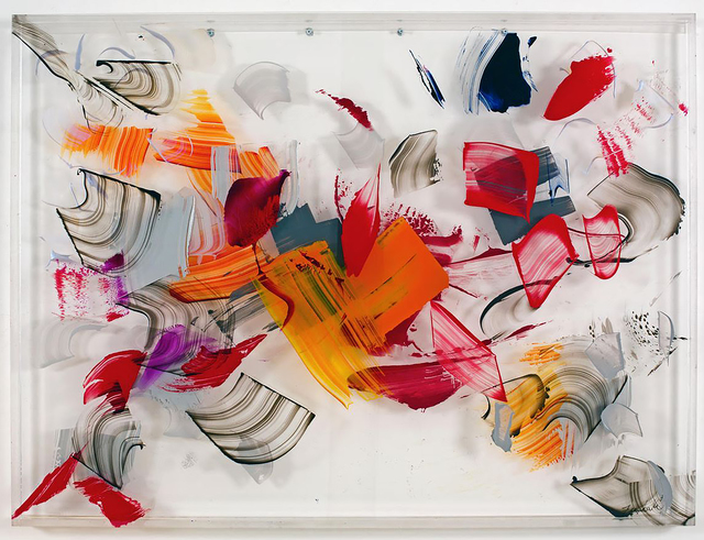 , 'Crossroads Series,' 2015, ArtLabbé Gallery