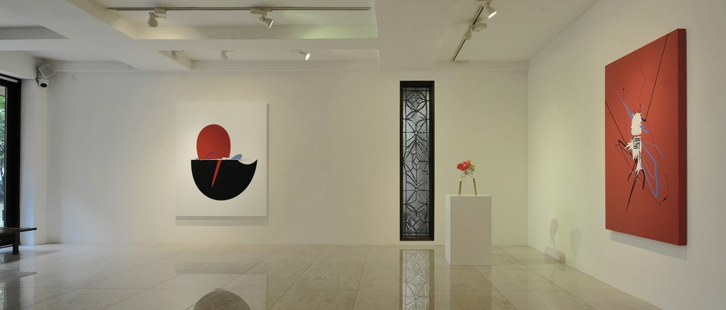 Installation View of Hyunsoo Kyung Solo Exhibition