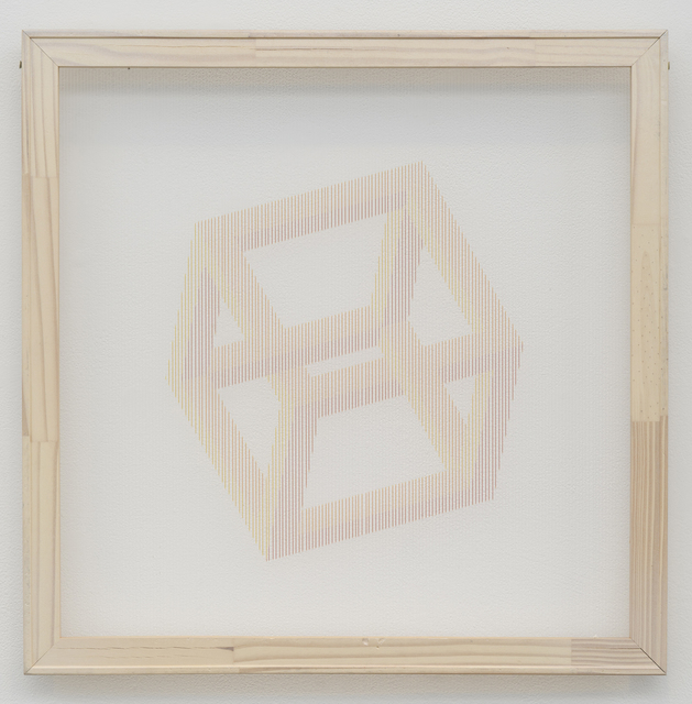 , 'Tension #1,' 2019, Lora Schlesinger Gallery
