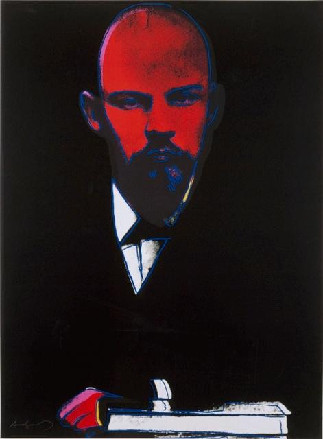 , 'Lenin,' 1986, Galerie Klüser