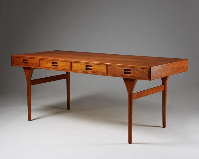 , 'Desk,' 1955, Modernity
