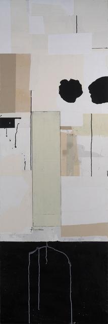 Silvia Poloto, 'wabi-wabi 66', 2018, Painting, Mixed media on wood, DZINE Gallery