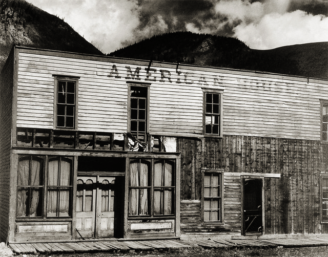 Paul Strand, 'American House, Ghost Town, Colorado,' 1931, Aperture Foundation