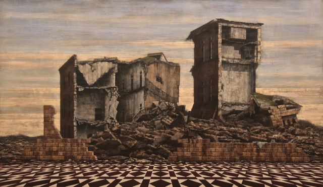 , 'Capriccio de guerra,' , Sala Parés