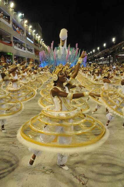 , 'Carnaval (Ala Unidos de Vila Isabel),' 2008, Museu de Arte do Rio (MAR)