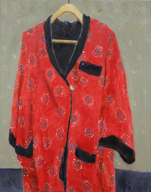 , 'My Japanese Coat,' 2017, Michael Gibson Gallery