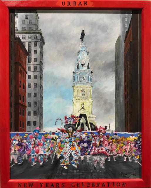, 'Urban New Years Celebration,' , InLiquid