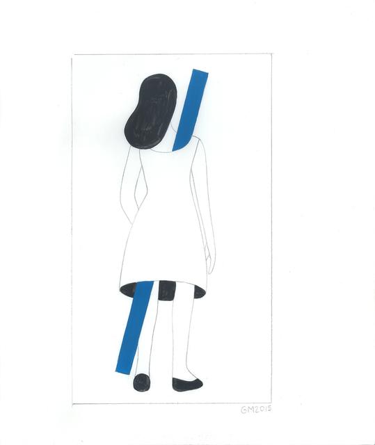 Geoff McFetridge, 'Untitled 27', 2015, Joshua Liner Gallery