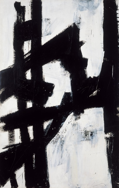 Franz Kline, 'New York, N.Y. ', 1953, Painting, Oil on canvas, Art Resource