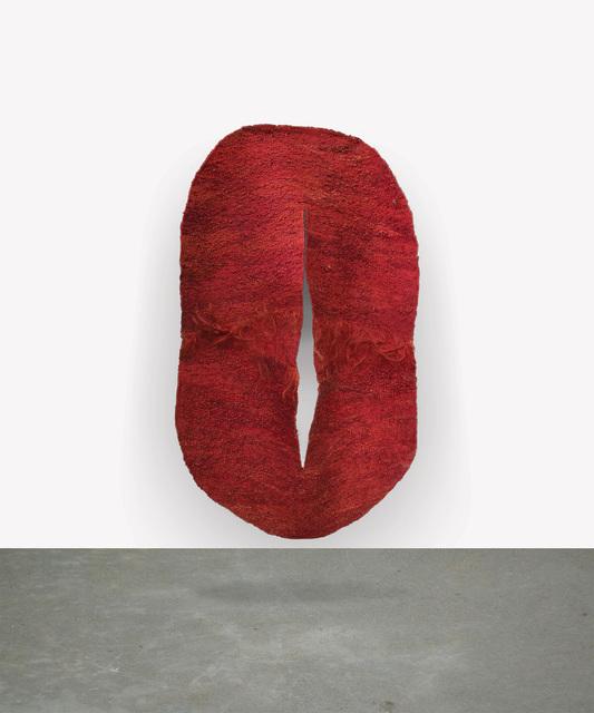 , 'Abakan Rouge III,' 1971, Marlborough Gallery