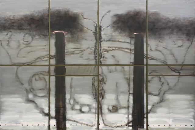 , 'North Wind,' 2011, Meno parkas