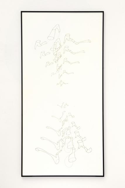 , 'Skelette der Stimmen, Part Ⅱ (pt. 3),' 2018, Micheko Galerie