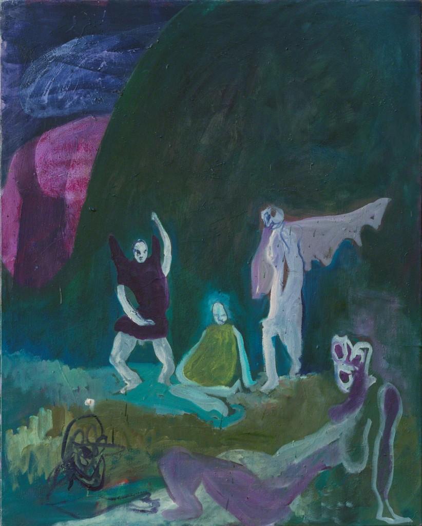 Janes Schmallenberg, Contest, 2015. Courtesy the artist.