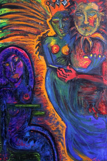 Yolanda Gonzalez, 'El Principe que Nunca Llego', 1995, Robert Berman Gallery