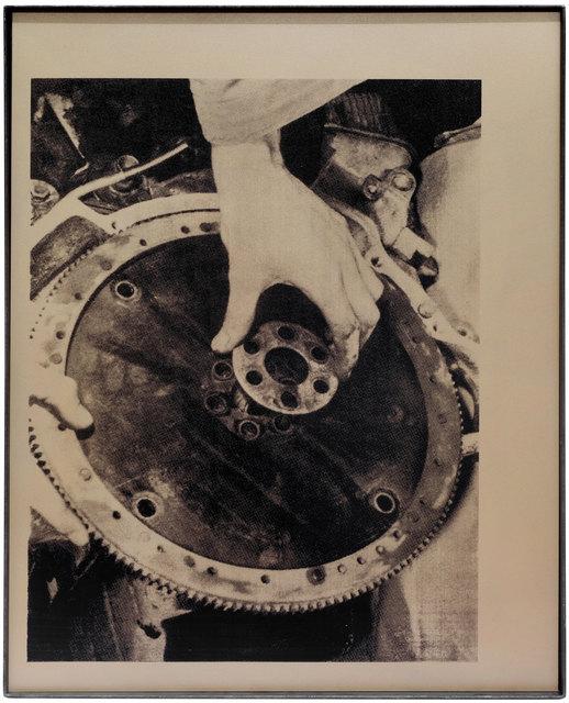 , 'GM 180 Flywheel, 2017 © Theo Simpson/ Webber Gallery, London,' 2017, Foam Fotografiemuseum Amsterdam