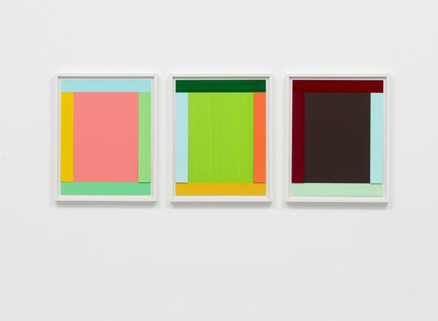 , 'Anima Mundi 7-3 Ed. I,' 2010-2015, Galerie Christian Lethert