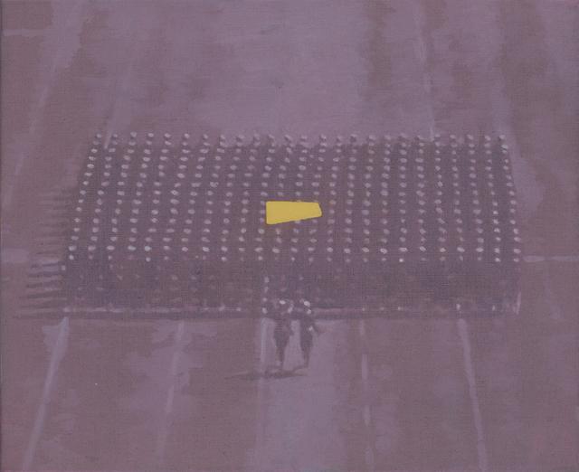 , 'Yellow Flag,' 2012-2017, Aye Gallery