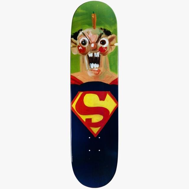 , 'Superman Skateboard (Limited Edition),' 2010, Alpha 137 Gallery