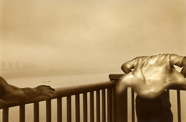 , 'Self-portrait, George Washington Bridge, 1982 [1982-3],' 1982-1984, Kent Fine Art