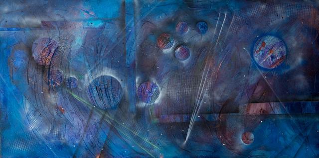 , 'Interstellar No 2,' 2018, Contemporary Gallery CH