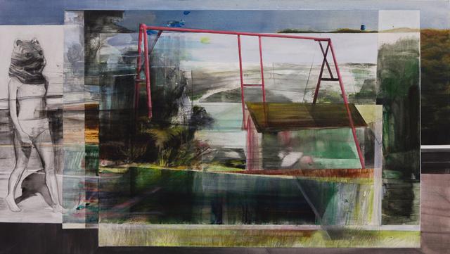 , 'Acquaintance,' 2014, C. galeria