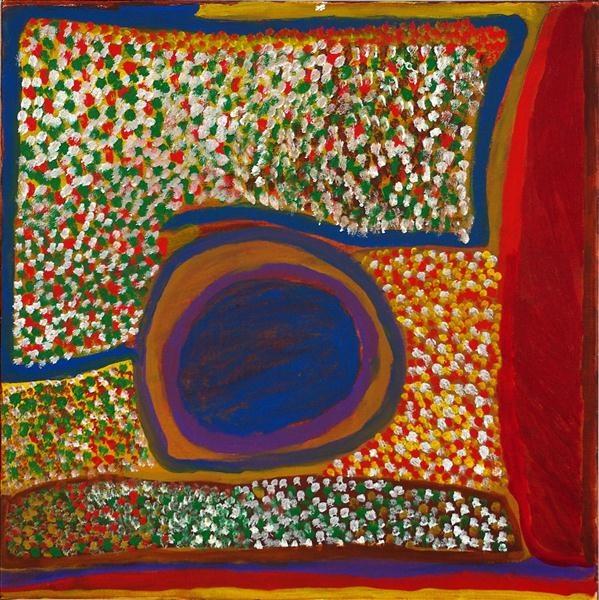 , 'Warrngarn,' 2009, Rebecca Hossack Art Gallery