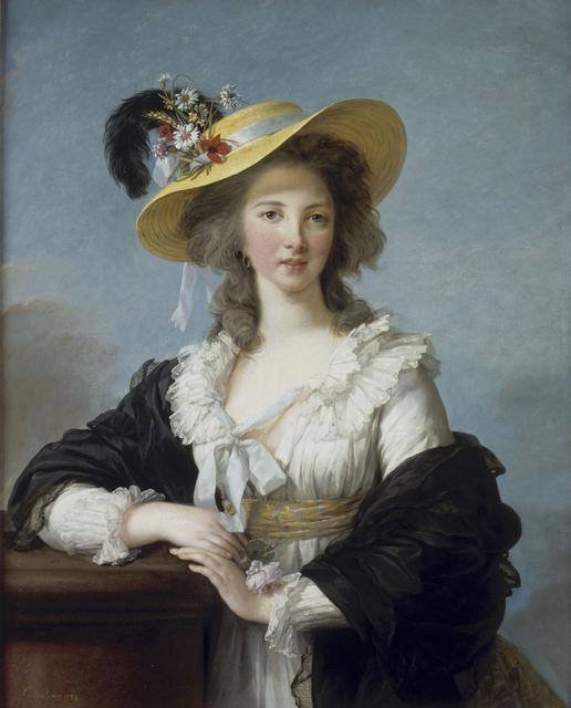 , 'Yolande Gabrielle Martine, Duchess of Polignac,' 1782, RMN Grand Palais