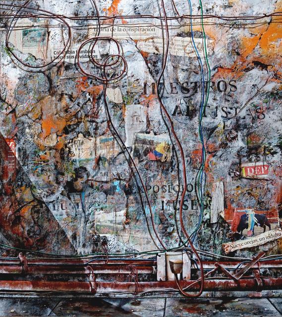 , 'Esencia de Maestros y Artistas,' 2007, Art Village Gallery
