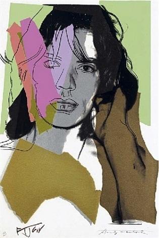 Andy Warhol, 'Mick Jagger  F&S ll.140', 1975, Vertu Fine Art