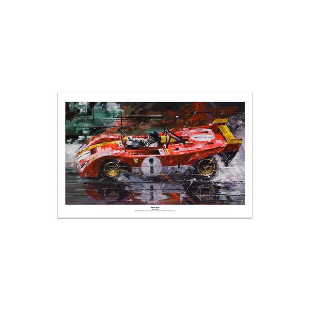 John Ketchell, 'Monza Magic', 2008-2016, Whyte Fine Art