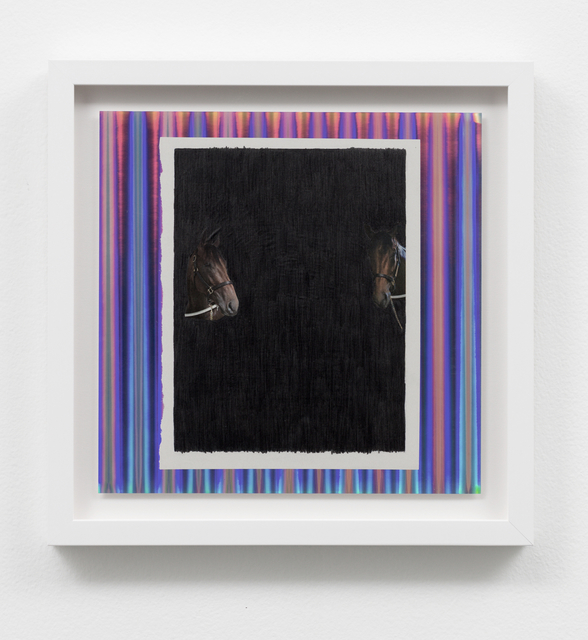 , 'Untitled (Two Horses),' 2016, Charlie James Gallery