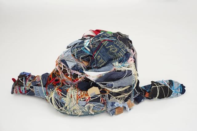 Judith Scott, 'Untitled', 2003-2004, Brooklyn Museum