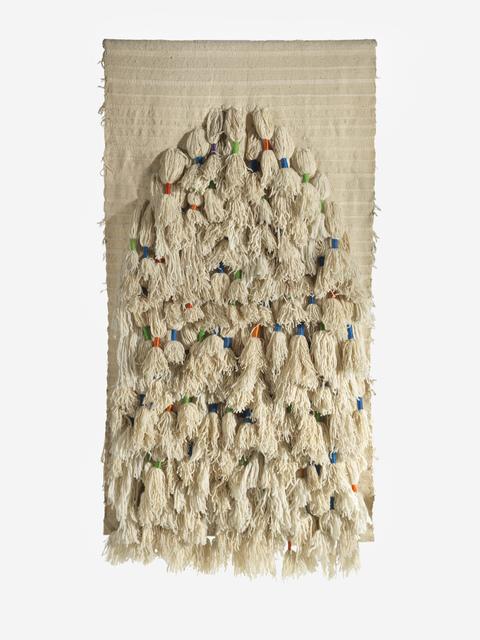 , 'Prayer Rug,' 1972, Demisch Danant