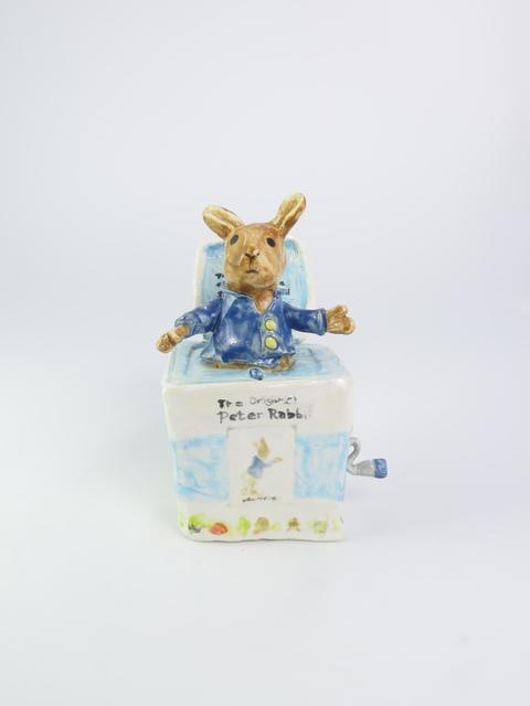 , 'Peter The Rabbit Music Box,' 2015, V1 Gallery