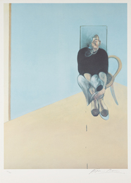 Francis Bacon, 'Study for Self-Portrait,' 1982, Phillips: Evening and Day Editions (October 2016)