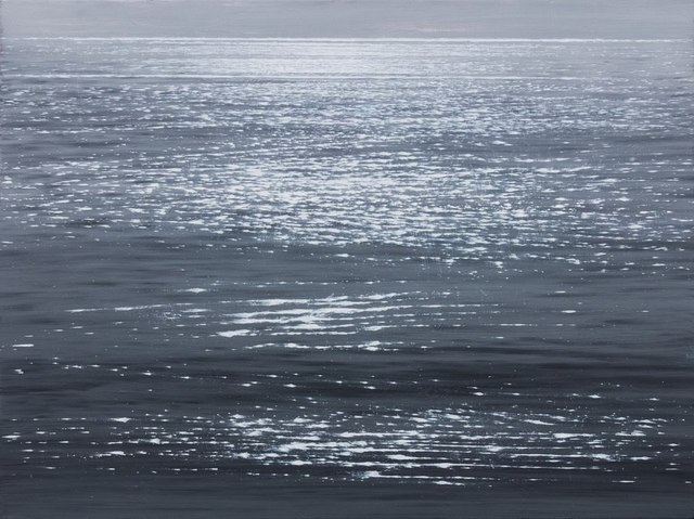 , 'Meeresoberfläche,' 2016, Galerie Commeter / Persiehl & Heine
