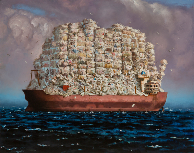 , 'MOBRO: High Seas Drifter,' 2015, Turner Carroll Gallery