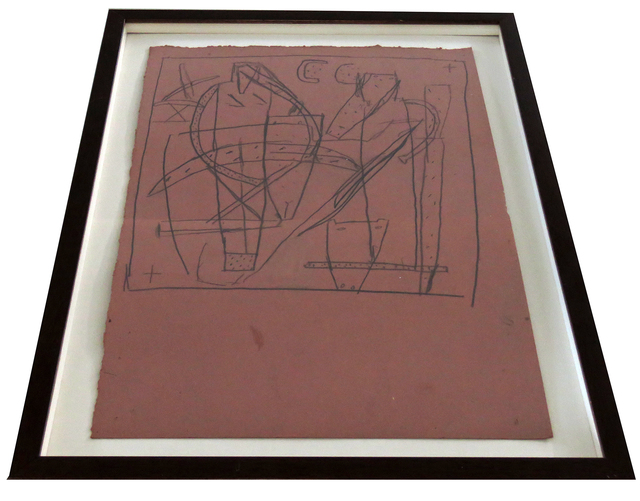 James Brown, 'Untitled', 1984, Asher Grey Gallery