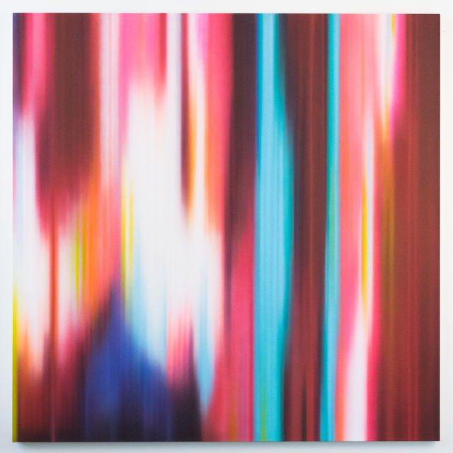 Tim Bavington, 'Andromeda', 2012, Morgan Lehman Gallery