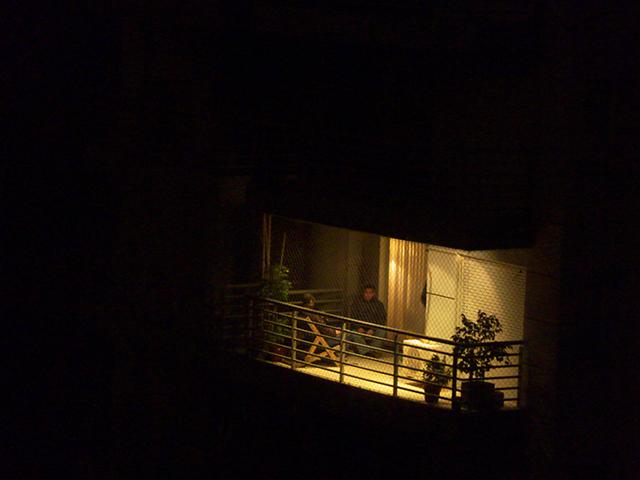 "lujan candria, 'De la Serie ""Hogares Encendidos"" #8 / From the series Illuminated Houses #8', 2010, Otra Galería"