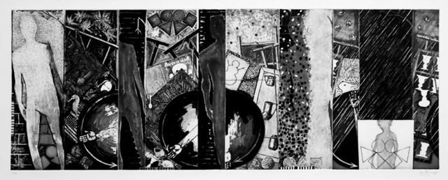 , 'The Seasons,' 1989, Brooke Alexander, Inc.