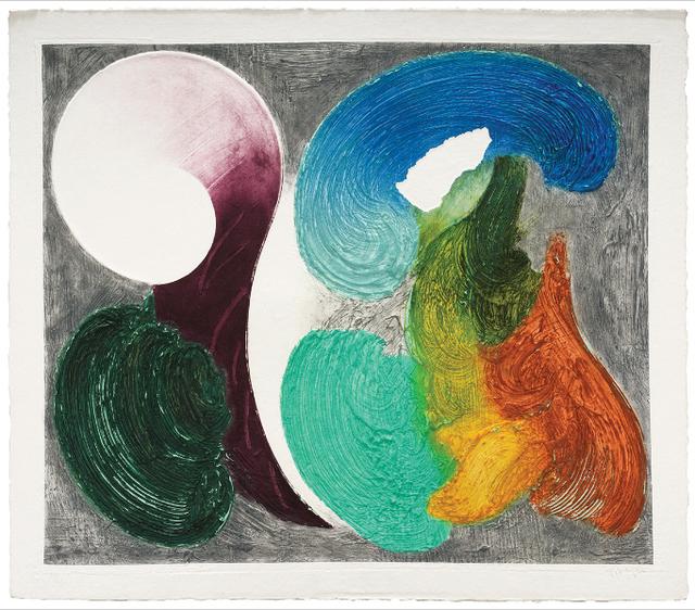 , 'Living in Arcadia II,' 1991, Bernard Jacobson Gallery