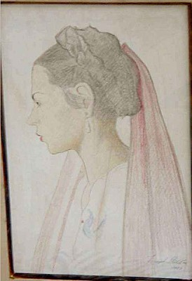 Joseph Stella, 'Untitled', 1923, Bethesda Fine Art