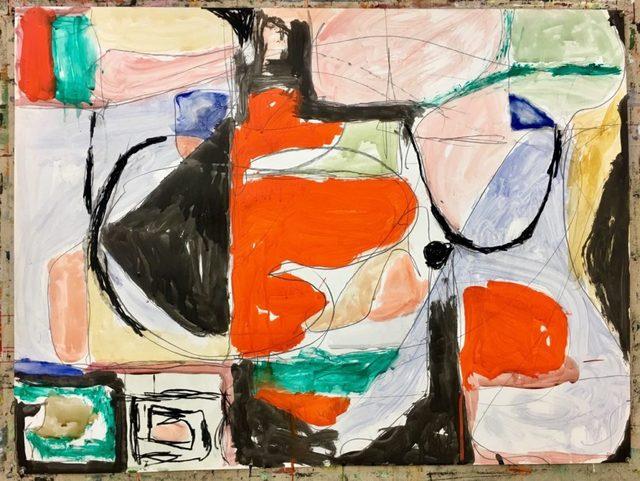 , 'Universe,' 2018, Eckert Fine Art
