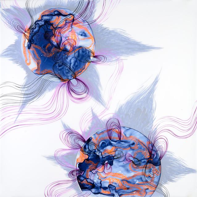 , 'Solar, I,' 2019, Luis De Jesus Los Angeles